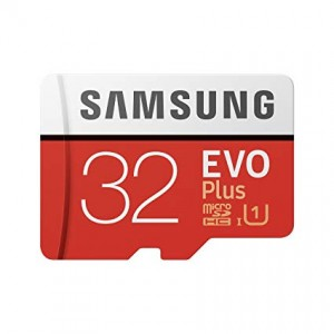 SAMSUNG MICRO SD EVO PLUS 32GB CL10 + SIAE
