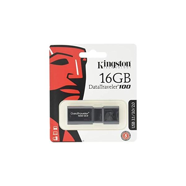 KINGSTON USB3.1 PEN DRIVE 16GB +SIAE