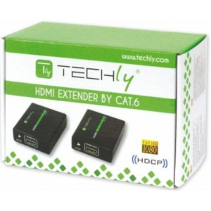 EXTENDER HDMI CAT 5E/6/6A/7 60 MT