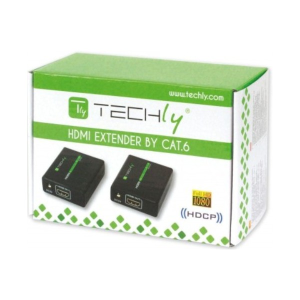 EXTENDER HDMI CAT 5E/6/6A/7 60 MT