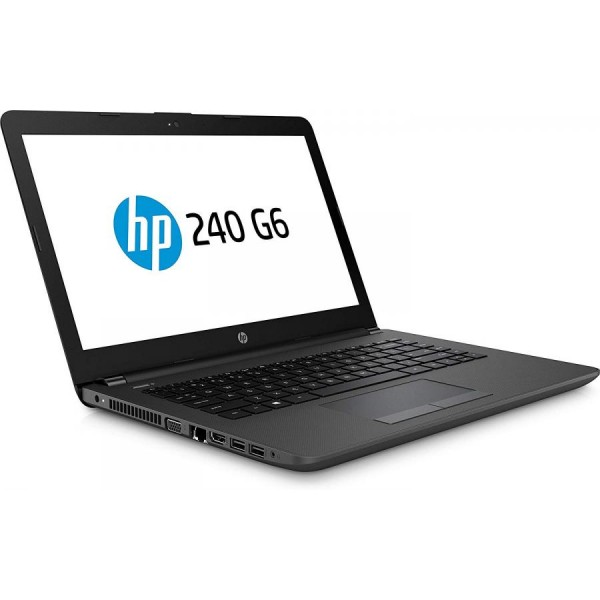 HP 240G6 CelN4000 14 4GB/500 W10H
