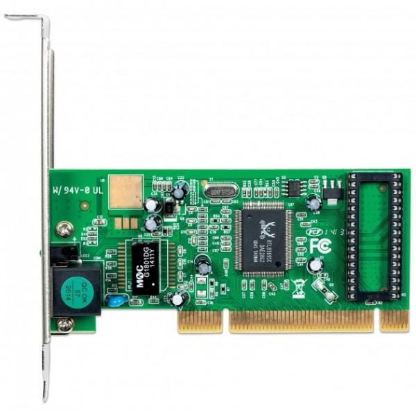 SCHEDA RETE GIGABIT PCI 32BIT RJ45