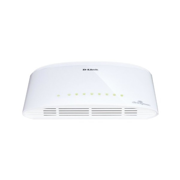 SWITCH 5 PORTE GIGABIT D-LINK