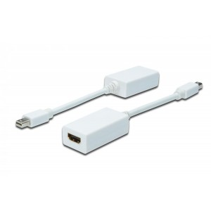 DISPLAYPORT ADAPTER CABLE MINI DP HDMI TYPE A