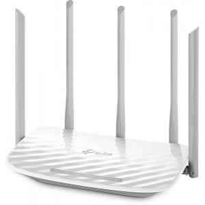 ROUTER WIFI AC1350 DUAL BAND 867MB/S 5GHZ+450MB/S 2.4GHZ TP-LINK