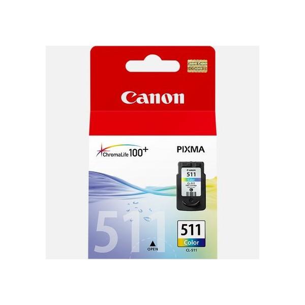 CARTUCCIA COLORE CANON CL-511