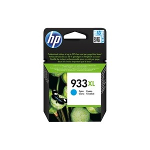 CARTUCCIA HP 933XL CIANO