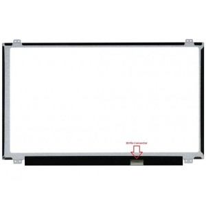 DISPLAY HP LCD 15.6 N156BGE-EA2 REV.C1 WideScreen (13.6x7.6) LED