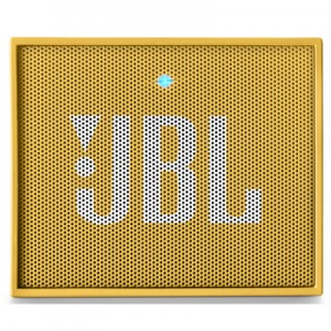 JBL SPEAKER BLUETOOTH GO GIALLO