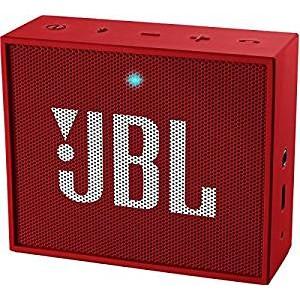 JBL SPEAKER BLUETOOTH GO ROSSO