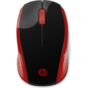 WIRELESS MOUSE 200 (EMPRES RED)WRLS