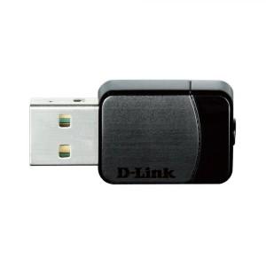 D-LINK SCHEDA DI RETE NANO USB DUAL BAND WIRELESS N 433MBPS USB 2.0 DWA-171