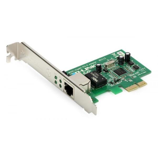 GIGABIT NETWORK TP-LINK PCI-E