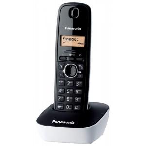 TELEFONO CORDLESS PANASONIC NERO