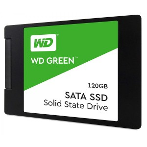 SSD 120GB - WD GREEN