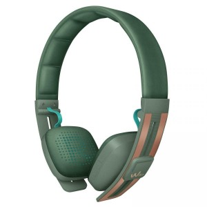 WISHAKE BT HEADPHONES KHAKI    ACCS BT4.0 MULTIPAIRING REMOTECON