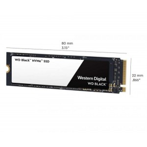 SSD 250GB M.2 INTERNO WD BLACK