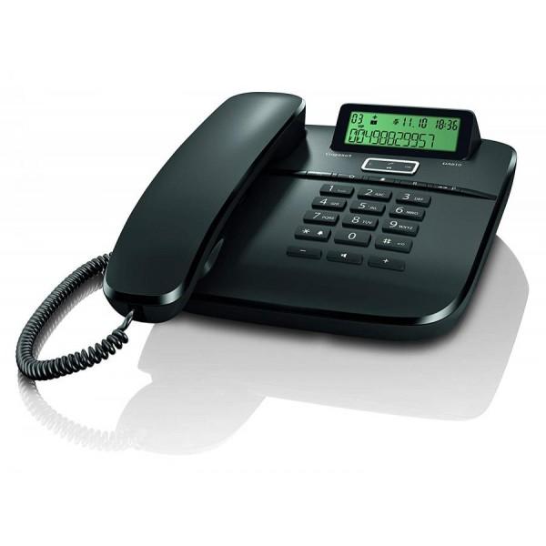 TELEFONO FISSO GIGASET BIANCO CON DISPLAY