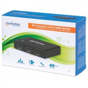 Splitter HDMI 4 vie 4K 3D