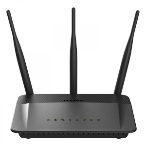 D-LINK ROUTER AC750 WIRELESS DUAL BAND