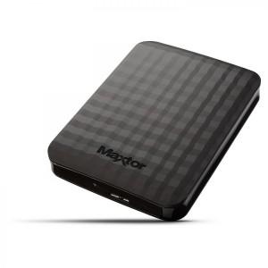 MAXTOR HARD DISK ESTERNO 2,5 1TB CON USB 3.0 NERO
