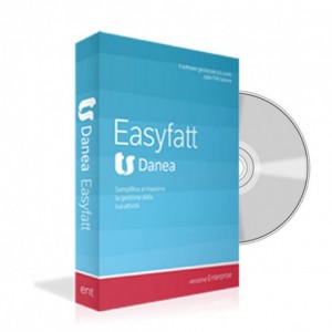 PROGRAMMA DANEA EASYFATT ENTERPRISE + SUPPORT PLAN 12 MESI