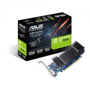 SCHEDA VIDEO ASUS VGA NVIDIA GEFORCE GT1030 2GB GDDR5 DVI-D/HDMI