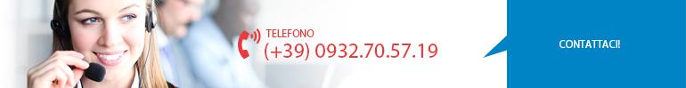 Contattaci per informazioni e assistenza su prodotti e acquisti